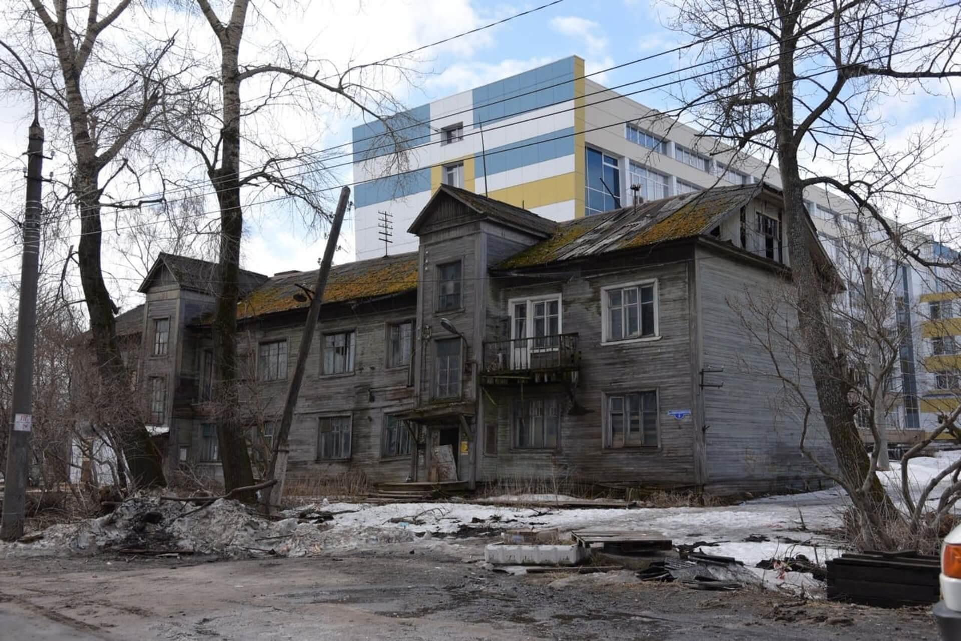 Представители власти против получения гражданами компенсации за аварийное жилье в Архангельске