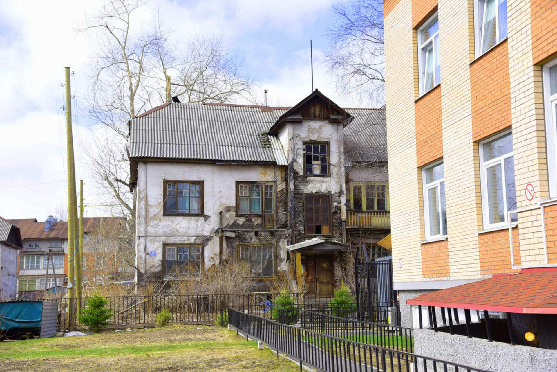 Горячая линия по аварийному жилью в Архангельске